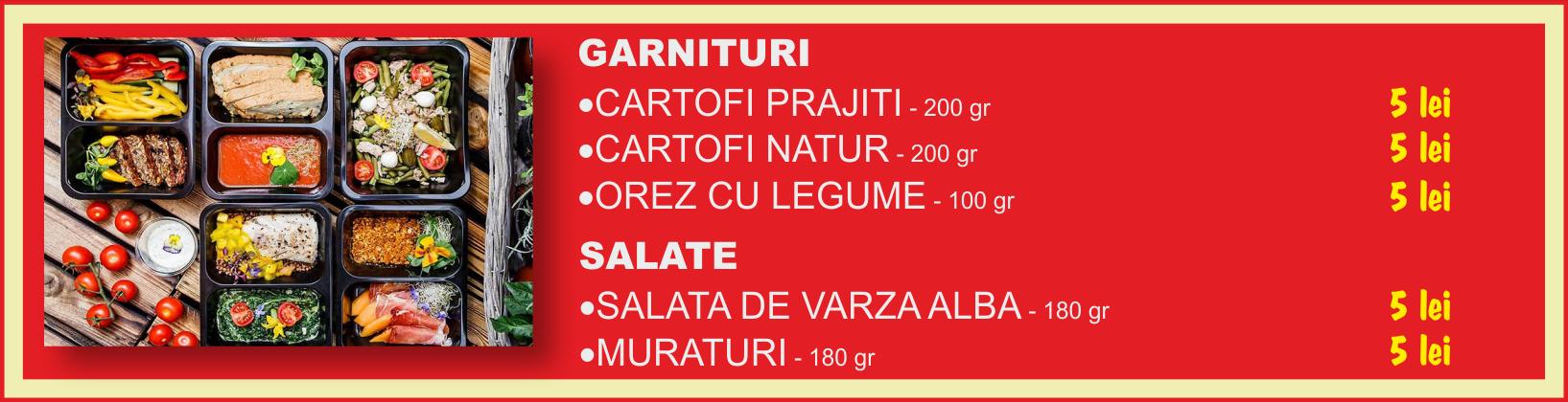 garnituri salate